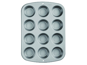 Wilton Recipe Right Nonstick Regular Muffin Pan