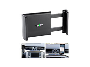 Car Mount Air Vent Upoint ®, Car Holder for iPhone and Samsung Smart Phones
