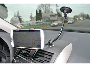 Absolute Sports & Leisure Car Mount Cell Phone Holder