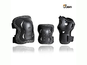 JBM knee, elbow, wrist protection for extreme sports