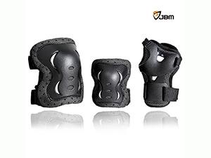 JBM knee, elbow, wrist protection for extreme sports