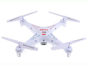 Gyro RC Quadcopter w/ HD Camera