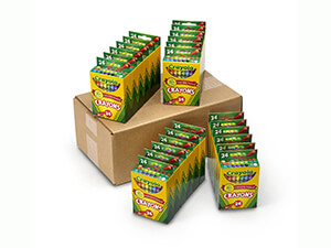 Crayola 24 Ct. Crayons (Set of 24 Each)