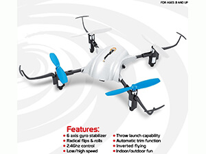 2.4Ghz Quadcopter Drone