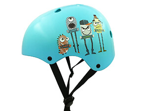 BEBEFUN Toddler and Kids Bicycle &Scooter&Skate helmet