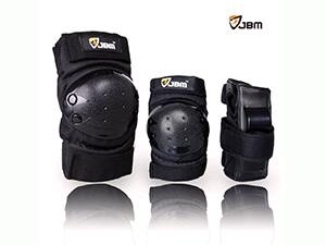 JBM gear for kids, inline knee elbow wrist support