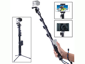 Smatree SmaPole Y2 Telescoping Pole and Support Stand