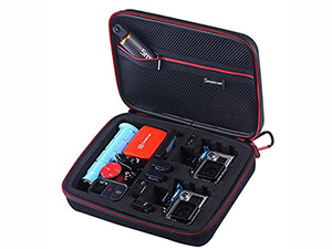 Smatree G260sw Medium Large Case for Gopro hero