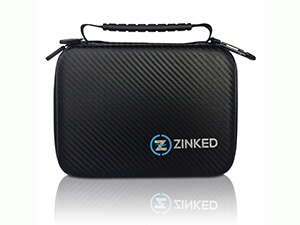 Zinked Carrying Case for Gopro Hero 4/3+/3/2/1 and Accessories