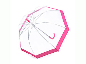 Rainbrace Transparent Bubble Umbrella