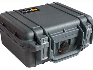Pelican 1200 Case for Camera (Black)