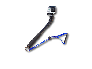 GoPioneering 3 in 1 Selfie Stick