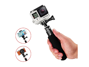 Gshine Extendable Pocket Size Selfie Stick