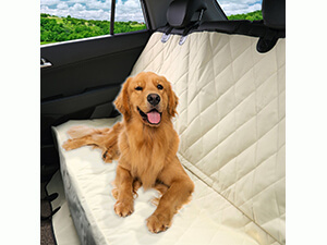 Acrabros Deluxe Dog Seat Cover