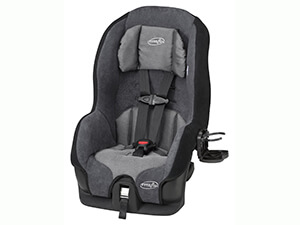Evenflo Tribute LX Convertible Car seat.