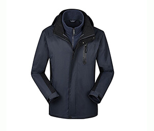 Zestway Men's Waterproof Mountain Jacket