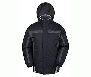Fleece Lined Snowboarding Ski Jacket
