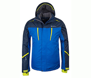 Mountain Warehouse Men's Jacket Waterproof Breathable