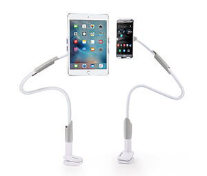 EasyAcc Gooseneck iPhone Holder iPad Stand Cellphone