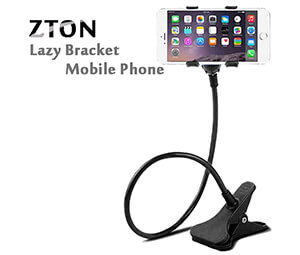 ZTON Cell Phone Holder, Universal mobile Phone Stand
