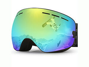 UShake Ski Goggles for Adults or Youth