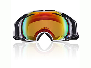 Snowmobile Snowboard Skate Ski Goggles with Detachable lens