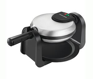 BLACK+DECKER WM1404S Flip Waffle Maker
