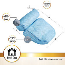 Royal Casa Bath Pillow