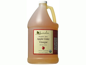 Kevala Organic Apple Cider Vinegar 128 Fluid Ounce