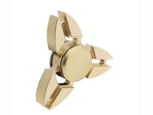 CASOFU tri-spinner fidget spinner toy