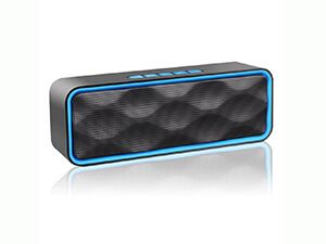 Wireless Bluetooth Speaker, ZOEE S1 Outdoor Portable Stereo Speaker