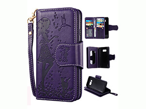 Samsung S8 Case, Galaxy S8 Wallet Case