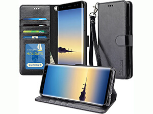 Galaxy Note 8 Case, K-Moze Galaxy Note 8 Wallet Case