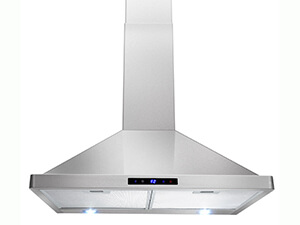 "AKDY 30"" Kitchen Wall Mount Stainless Steel"