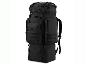 Gonex 100L Hiking Camping Backpack Internal Frame Tactical Backpack