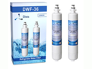 GE RPWF Compatible Replacement Refrigerator Water Filter Cartridge