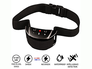Bark Collar with NEW Chip. BEST Dog Shock Anti-Barking Collar