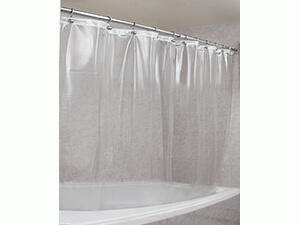 Strongest Mildew Resistant Shower Curtain Liner