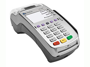 VeriFone VX 520 Dual Com 160 Mb Credit Card Machine