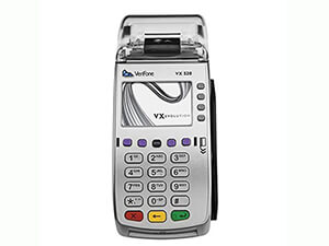 Verifone VX520 Dial, Ethernet and Smart Card Reader
