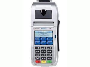 First Data FD-130 Duo Credit Card Terminal