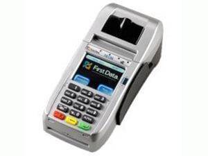 First Data FD130 DW EMV Wireless Credit Card Terminal With WIFI