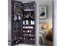AOOU Jewelry Organizer Jewelry Cabinet