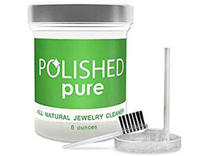 Polished All- Natural Jewelry Cleaner