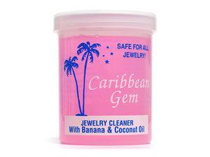 Caribbean Gem Banana & Coconut Jewelry Cleaner