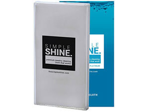 Simple Shine Jewelry Cleaner - Cloth