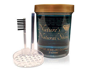 Nature's Natural Shine Jewelry Cleaner