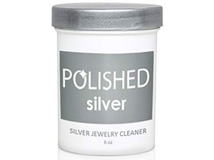 Polished Silver Jewelry Cleaner