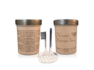 Nature's Natural Shine- Silver Jewelry Cleaner
