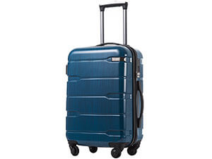 "COOLIFE Luggage Expandable (only 28"") Suitcase"